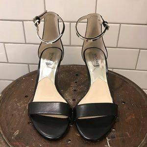 Michael MK black heels